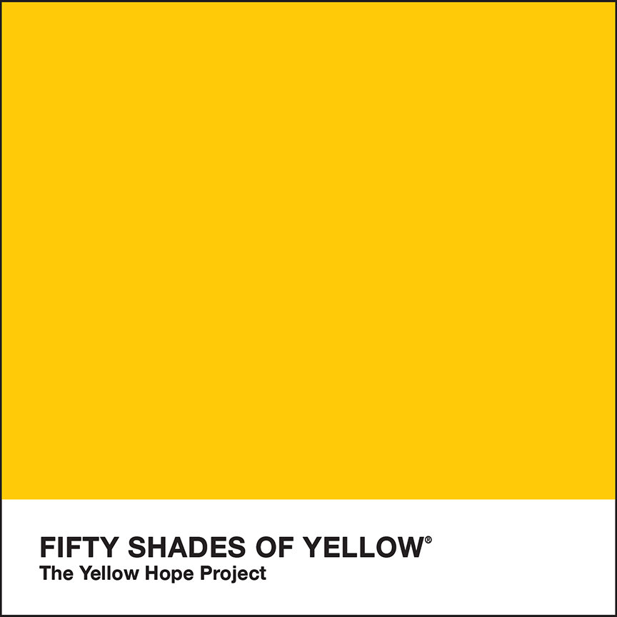 Fifty Shades Of Yellow | The Yellow Hope Project