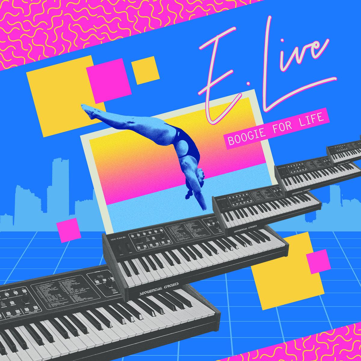 Review: E. Live – Boogie For Life