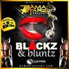 Black & Bluntz | DJ VERSION Cover Art