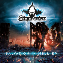 Salvation in Hell EP cover art