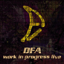 Work In Progress Live cover art