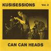 Kusisessions Vol.2 Cover Art