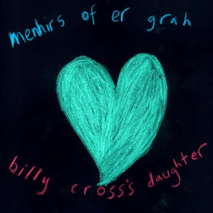 Billy Crosss Daughter cover art