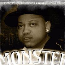Monster CD Single cover art