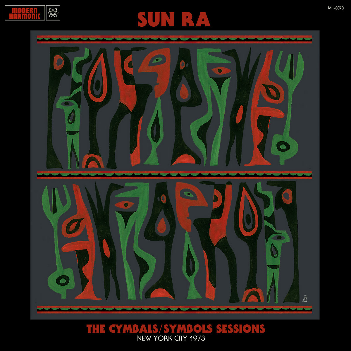 The Cymbalssymbols Sessions New York 1973 Sun Ra