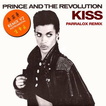Prince - Kiss (Parralox Remix V2 Instrumental)