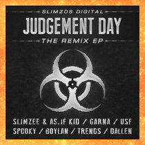 Judgement Day -The Remix EP cover art