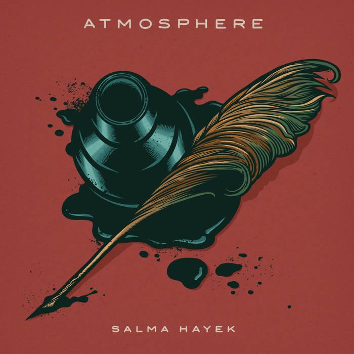 Salma Hayek cover art