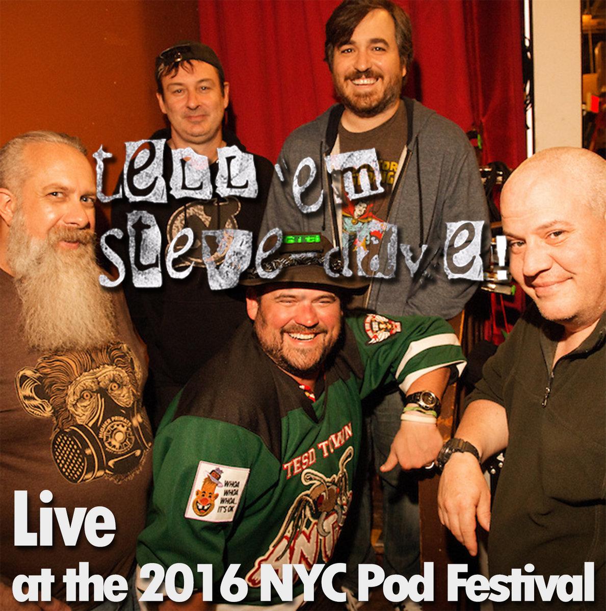 Nyc Podfest 2016 The Long Burn