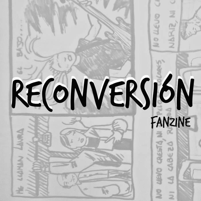 Fanzine cover art