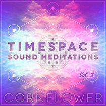 TimeSpace Sound Meditations, Vol. 3 cover art