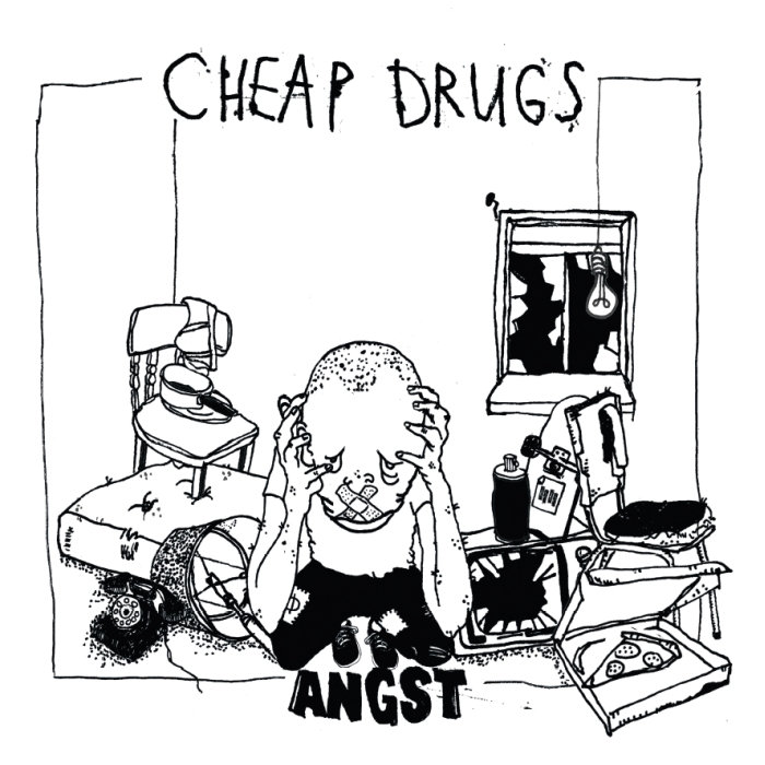 Angst Lies On 45
