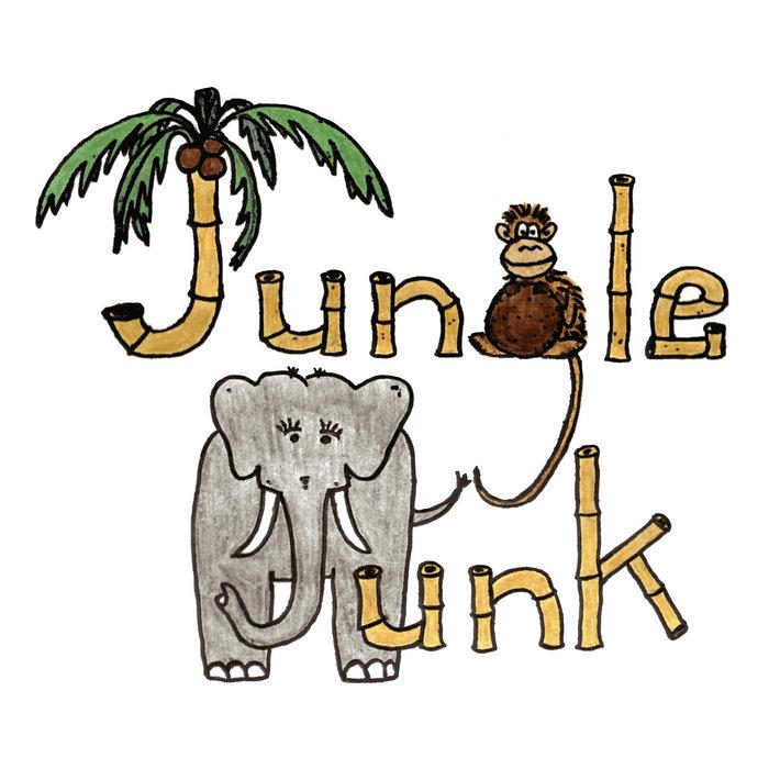 Lyric jingle jangle jingle lyrics : Jungle Junk | Monty Harper