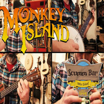 Monkey Island - Scumm Bar Theme cover art