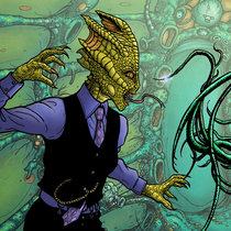 The Silurian Doctor - Opening Theme cover art