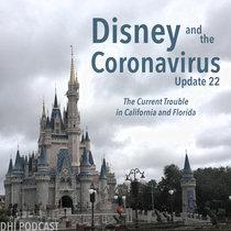 Disney and the Coronavirus - Update 22 cover art