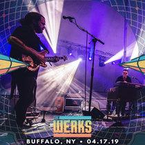 LIVE @ Iron Works - Buffalo, NY 04.17.19 cover art
