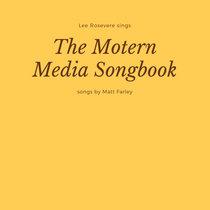 Lee Rosevere Sings the Motern Media Songbook cover art