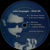 (Bunker 3014) Elliot EP cover art