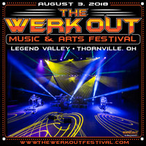 LIVE @ The Werk Out Music & Arts Festival - 08.03.18 cover art