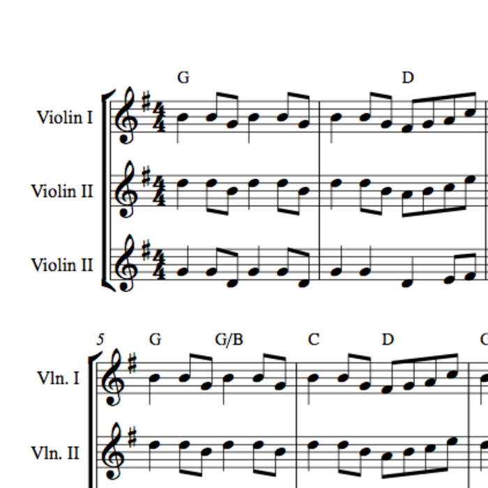 Piano piano trio sheet music : Celtic Fiddle Trio or Duet Sheet Music - Fairy Dance | Celtic ...