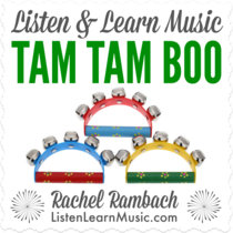 Tam Tam Boo cover art