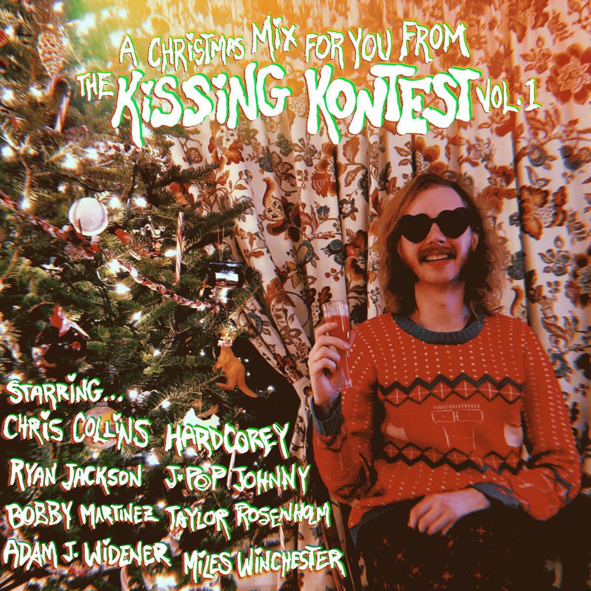 Weezer Christmas.Christmas Celebration Kissing Kontest