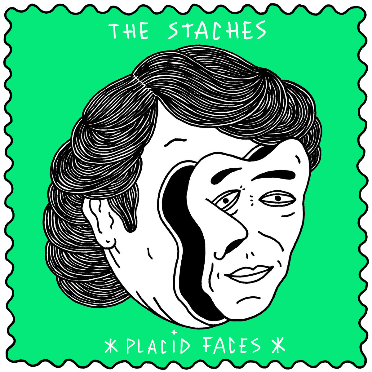 Cover The Staches - ENDS