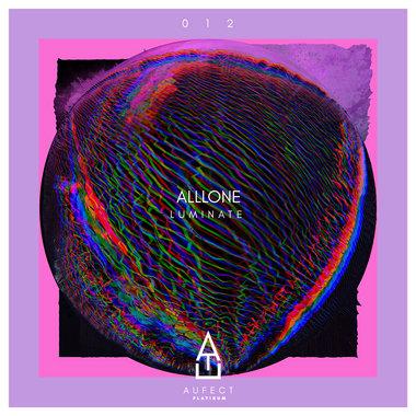 alllone - Luminate (2021) // AUFP012 main photo