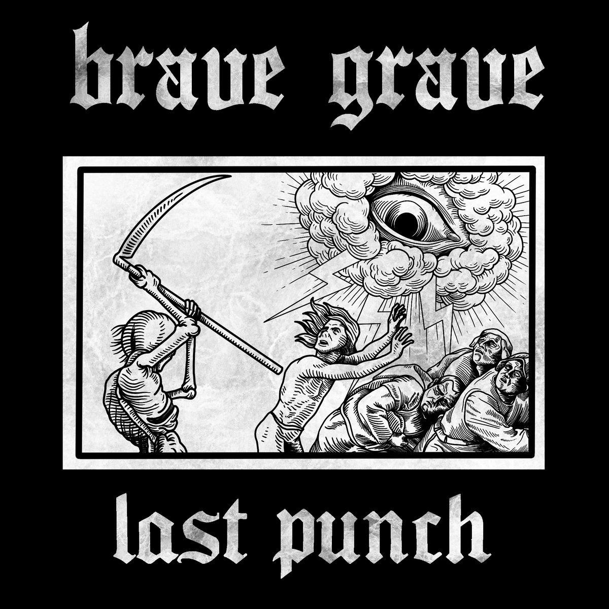 Brave Grave - Last Punch [single] (2019)