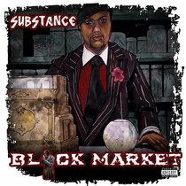BLACK MARKET 2010 cover art