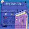 Mako Shopstore s/t DEMO EP Cover Art
