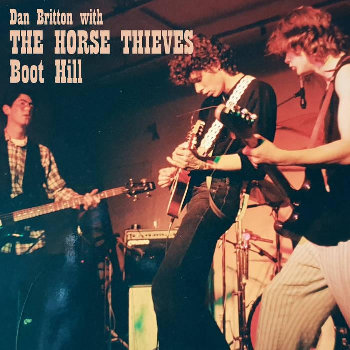 Dan Britton - Boot Hill