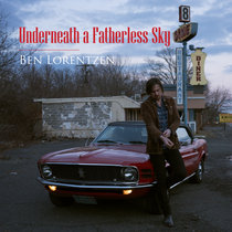 Underneath A Fatherless Sky cover art