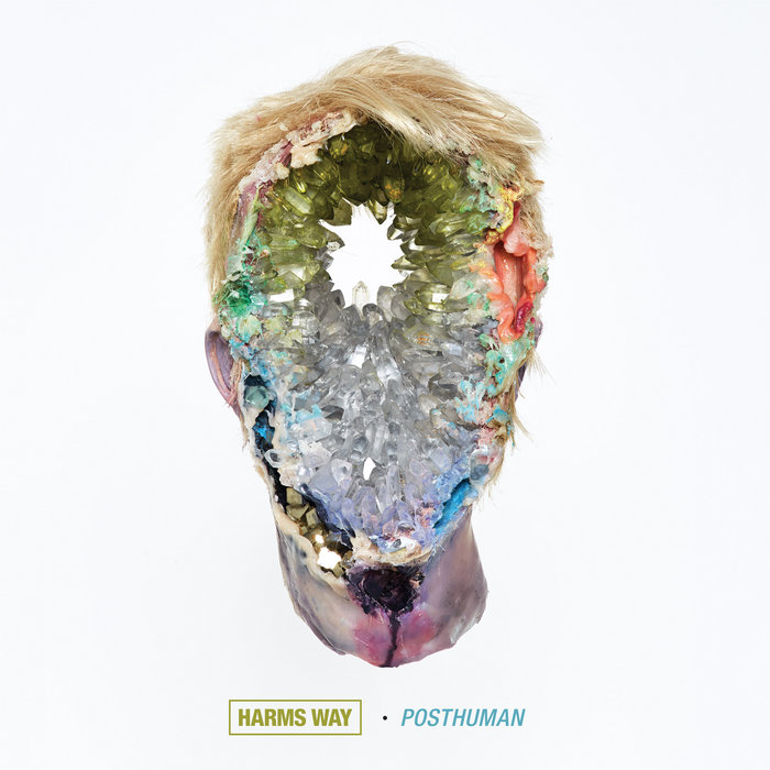 Image result for Harms way PostHuman cover art