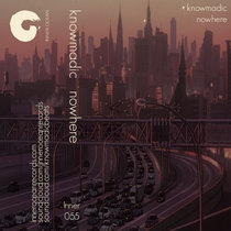 knowmadic - nowhere cover art