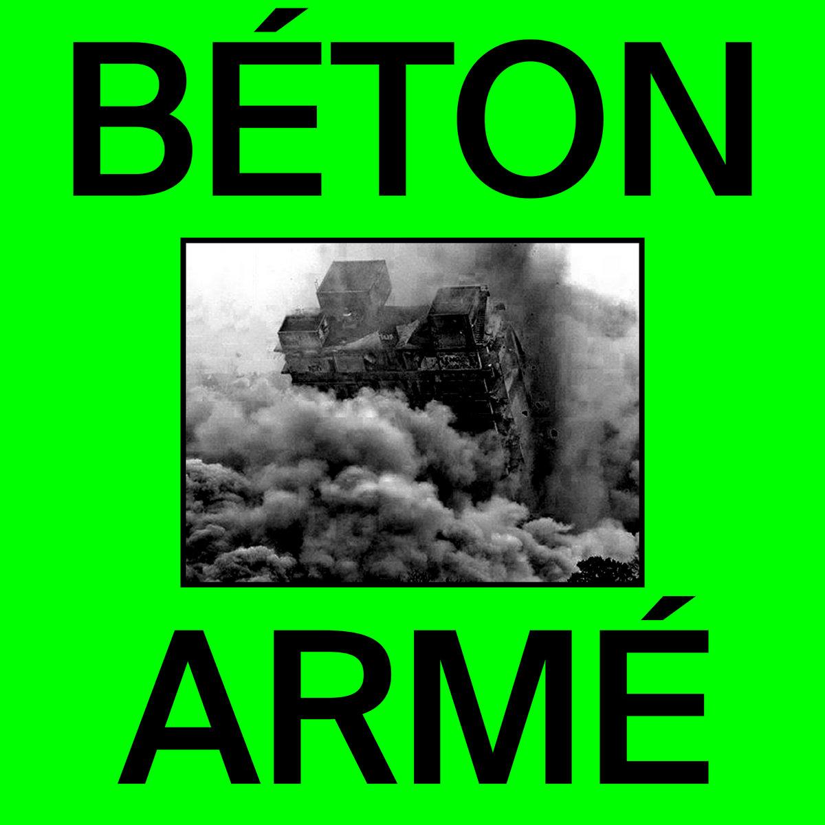 Béton Armé by Bagarre