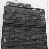Sun Rising On Concrete Landscapes LP cover art