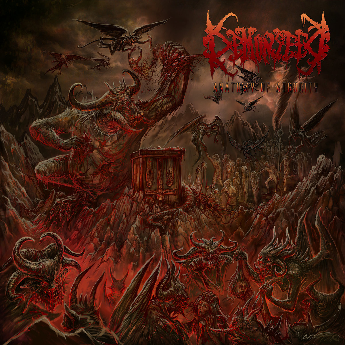 Anatomy Of Atrocity | Lord Of The Sick Recordings