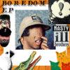 BOREDOM EP Cover Art