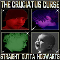 Straight Outta Hogwarts cover art