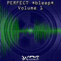 Perfect Bleep: Volume 1 (Royalty-Free Sound Effects) cover art