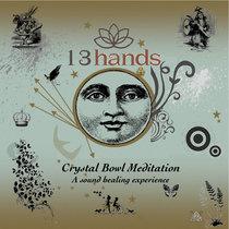 Crystal Bowl Meditation cover art