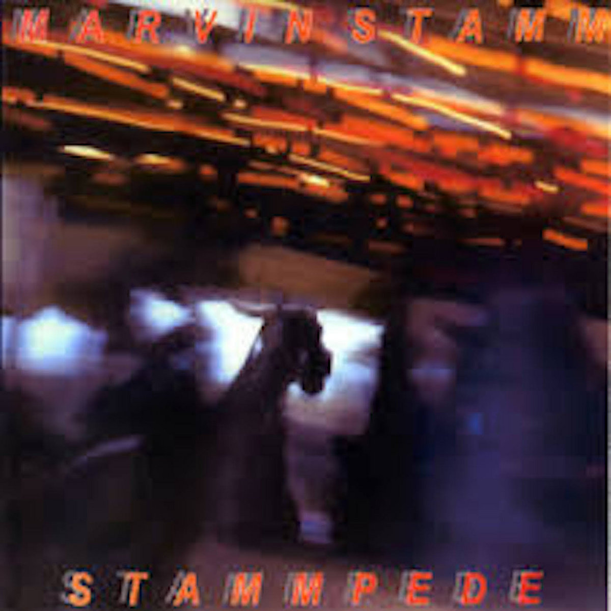 Album Stammpede by Marvin Stamm