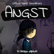 Angst (Original Game Soundtrack) cover art