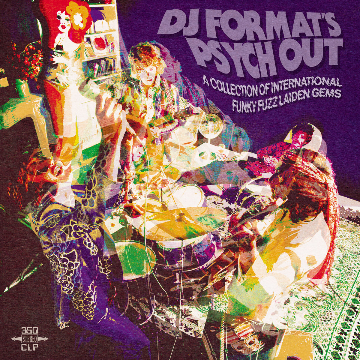 DJ Format's Psych Out | BBE