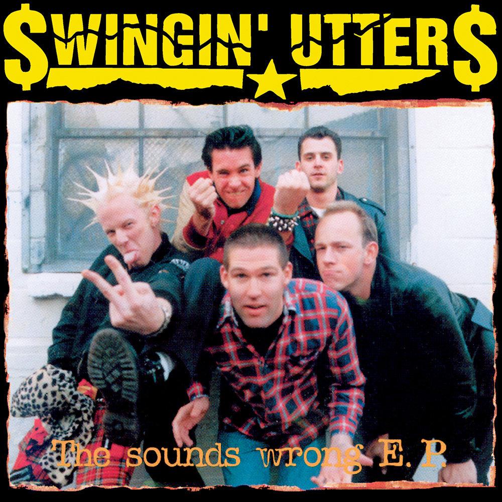 the dirty sea | swingin' utters