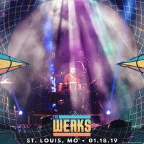 LIVE @ The Atomic Cowboy - St Louis, MO 01.18.19 cover art