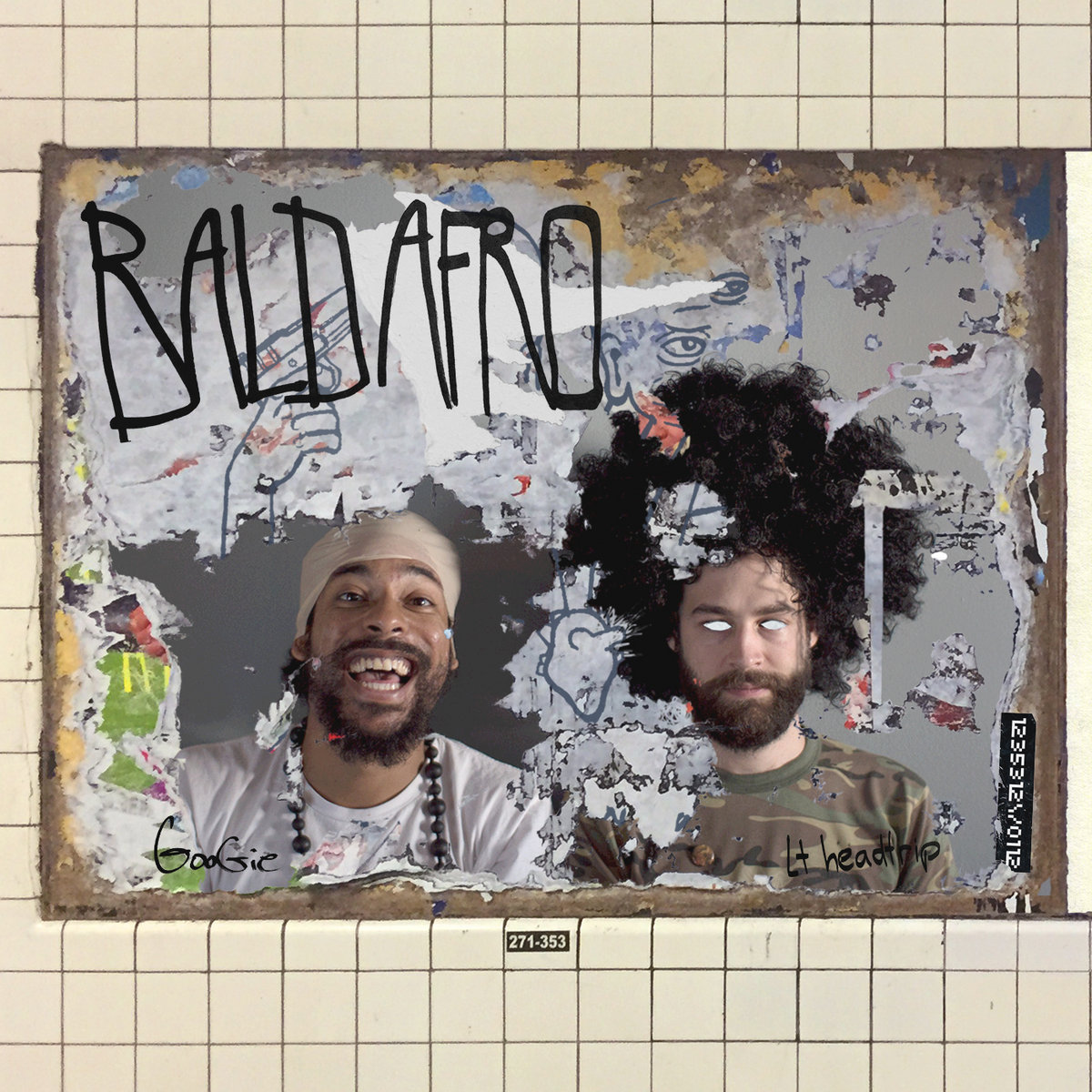 by BALD AFRO