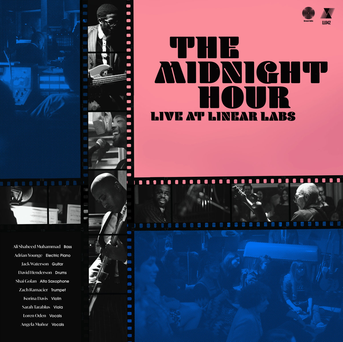 The Midnight Hour's tracks